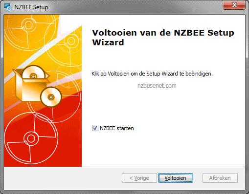 nzbee-install-klaar