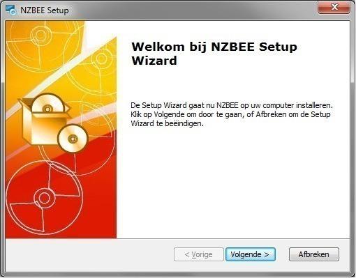 nzbee-installatie